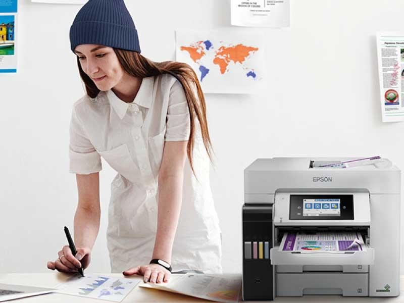 WorkForce Pro WF-4745       En uygun fiyatlı ofis yazıcısı