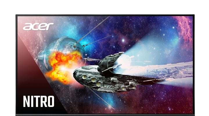 Acer Nitro QG1 Oyuncu Monitörü