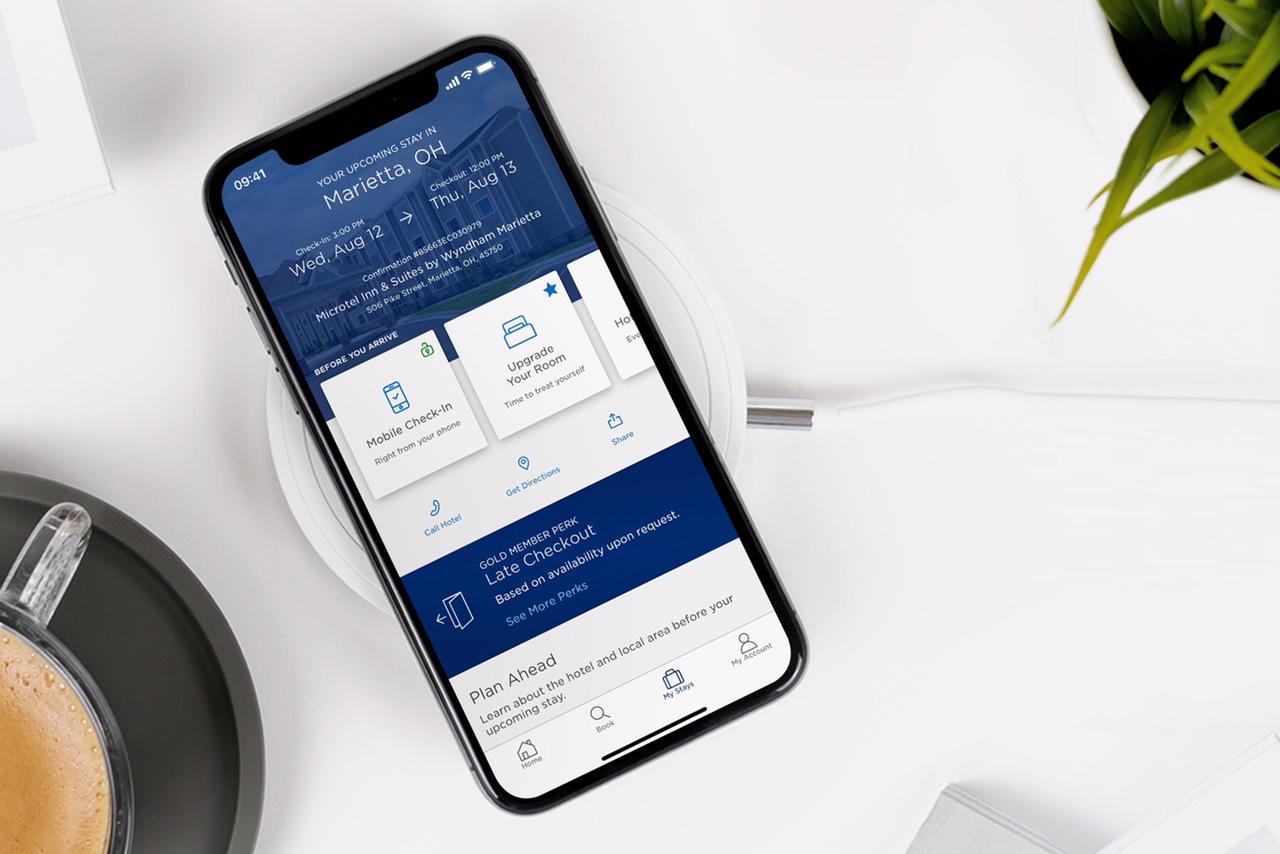 Wyndham yeni mobil uygulamasıyla teması azalttı, etkiyi artırdı: