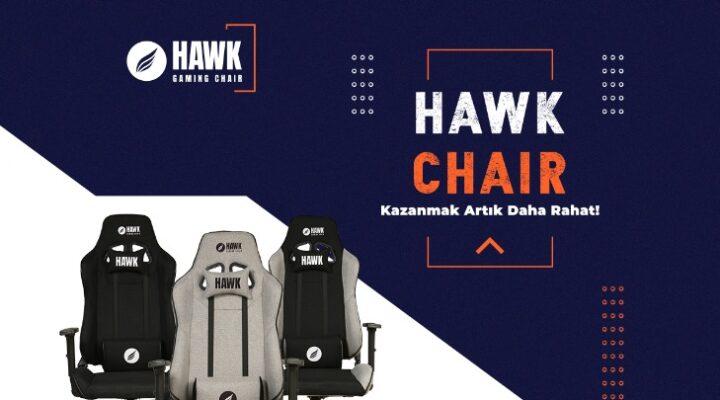 Hawk Gaming Chair oyuncu koltuğu incelemesi