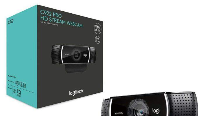 Logitech C922 Pro İncelemesi