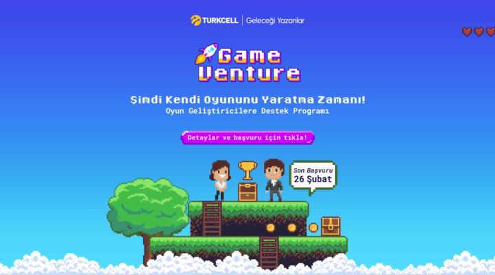 Turkcell'in 'Gameventure' programına yazılımcılardan yoğun ilgi