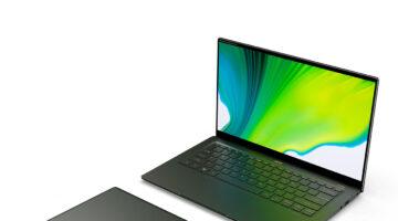 Yeni Acer Swift 5, Antimikrobiyal Dokunmatik Ekranıyla Kullanıcı Sağlığını Koruyor