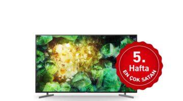 Haftanın en çok satan TV'si; Hafta 5