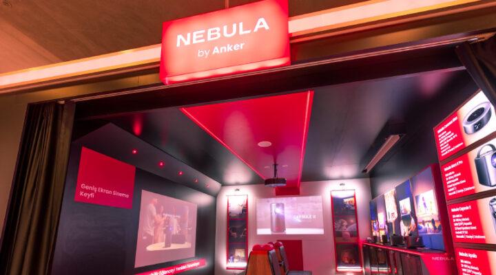 Anker, Nebula Deneyim Merkezini Dünyada İlk Kez  D&R'da Açtı!
