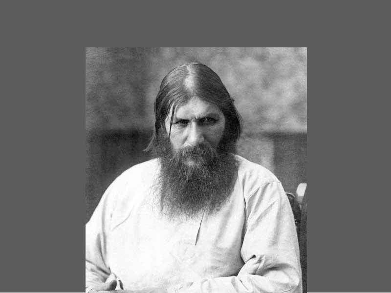 Grigori Rasputin, Namı Diğer Rusya'nın Şeytanı.