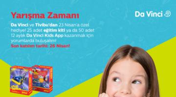 23 Nisan'da çocuklara bilimi sevdiren yarışma