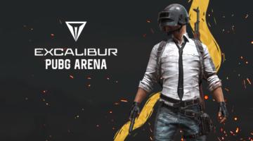 Excalibur PUBG Arena Turnuvası Başlıyor!