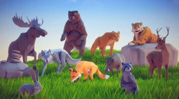 Poly Art Animals Forest Set İncelemesi