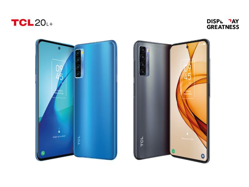 TCL, üç yeni 20 Serisi akıllı telefonunu tanıttı