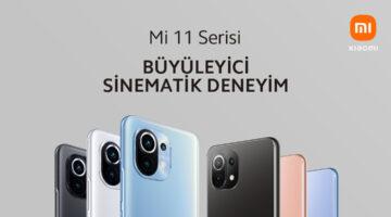 Xiaomi Mi 11 ve Mi 11 Lite modelleri satışa çıkıyor