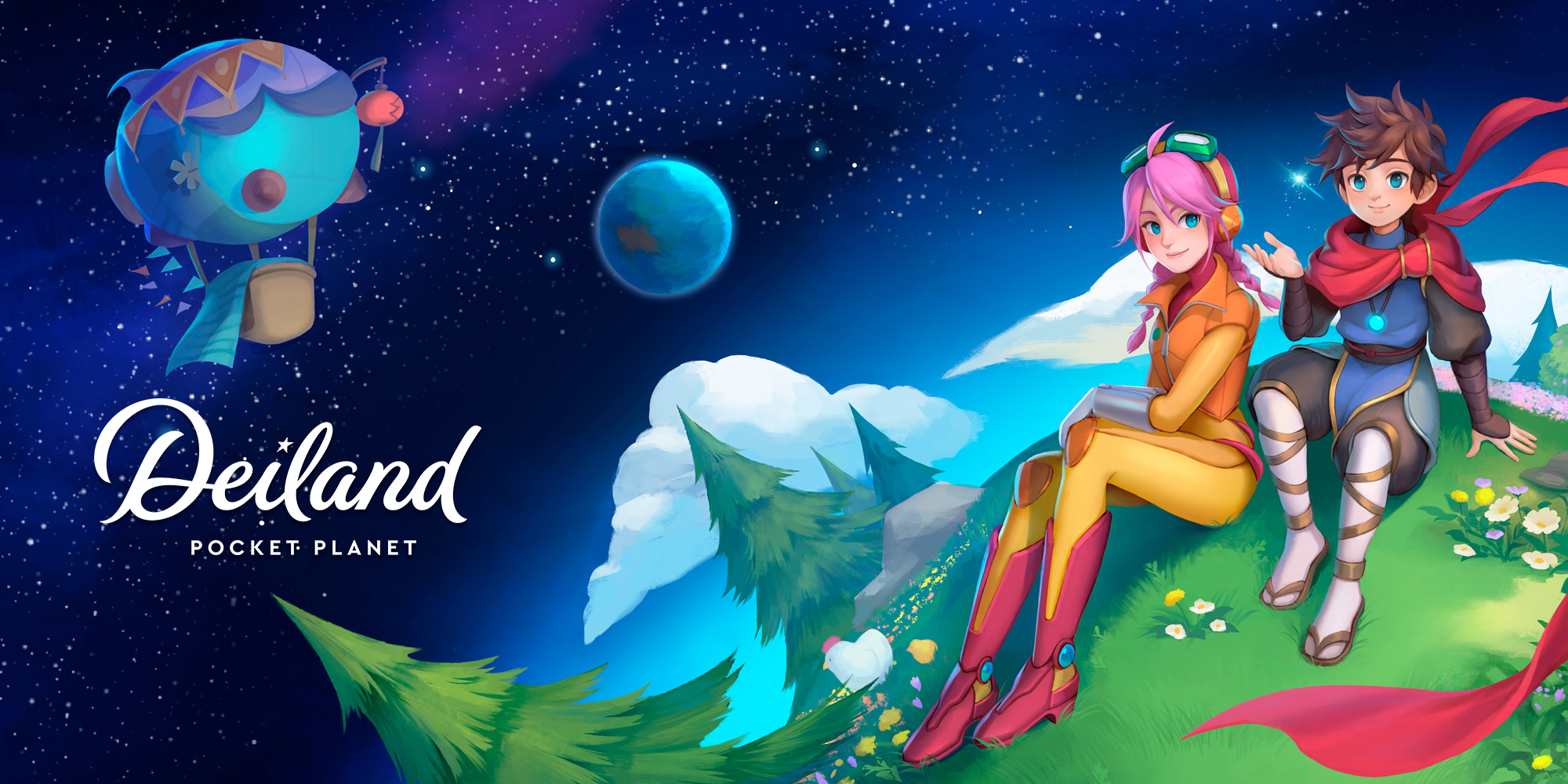 Deiland: Pocket Planet Edition oyun incelemesi