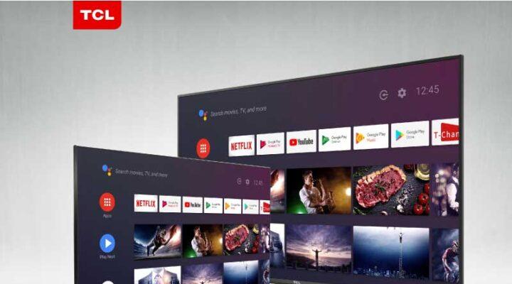 TCL Yerli Üretim Akıllı TV Gamını, Satışa Sunduğu Yeni Modellerle Genişletti