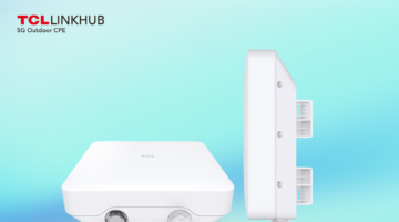 TCL evde daha fazla ultra hızlı bağlantı olması için 5G CPE'yi tanıttı