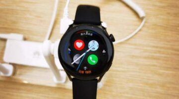 Huawei Watch 3 Görüntüleri