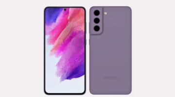 Samsung Galaxy S21 FE, Renkli, Resmi Olmayan Görüntülerle