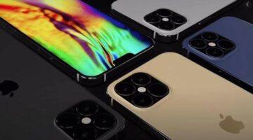 iPhone 13 ve iPhone 13 Mini, Önemli Bir Yükseltmeyi Kaçırabilir