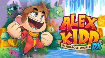 Alex Kidd in Miracle World DX incelemesi