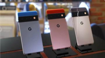 Google Pixel 6 ve Google Pixel 6 XL Farkları
