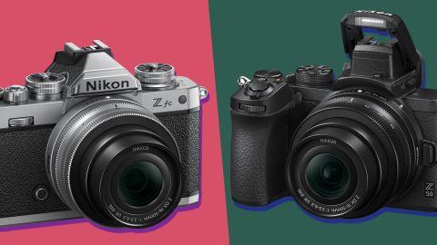 Nikon Zfc ve Nikon Z50 Arasındaki 6 Önemli Fark
