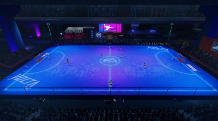 EA SPORTS™ FIFA Online 4'e Yeni Oyun Modu: Volta Live