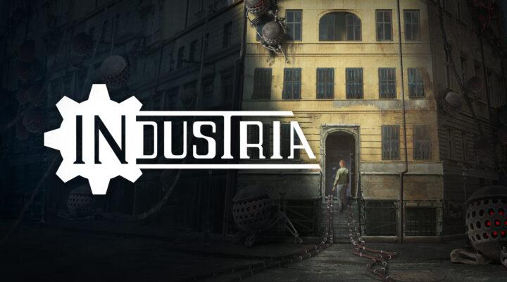 FPS INDUSTRIA 30 Eylül'de Steam'de yayına çıkıyor