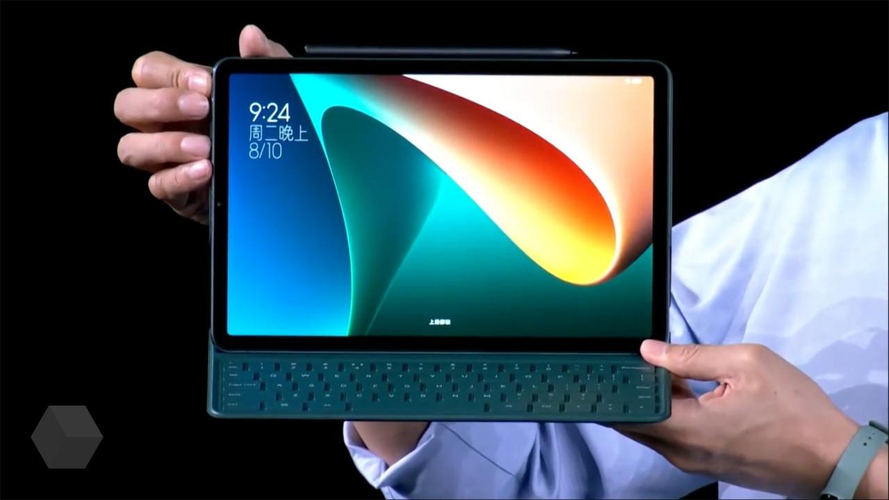 Yeni iPad (2021)'e Karşılık Xiaomi'nin Pad 5 Tableti