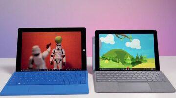 Microsoft Surface Go 3 Özellikleri