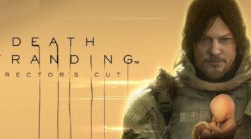 Death Stranding Director's Cut incelemesi